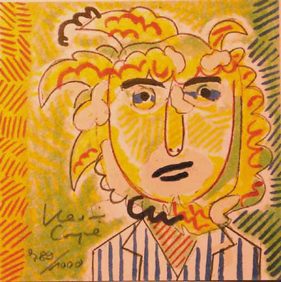 Kevin Coyne - Burning Head (1992)